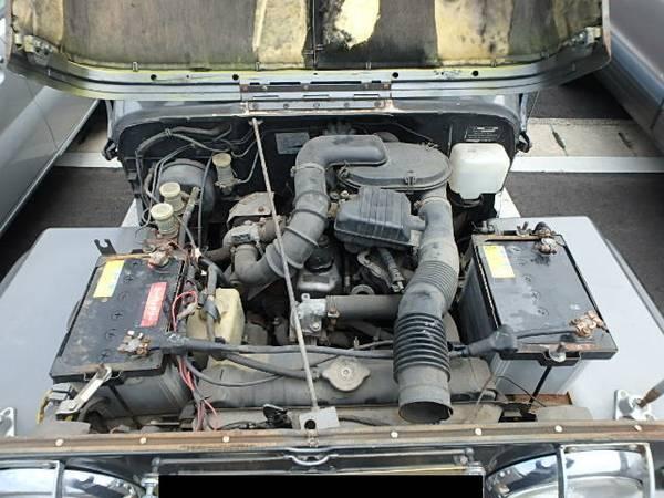 1986 Mitsubishi J53 Jeep - 4x4 Cars