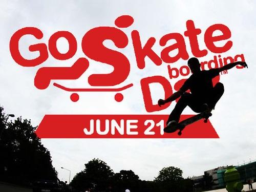 dia del skateboarding