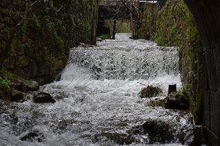 agua en el valle del jerte
