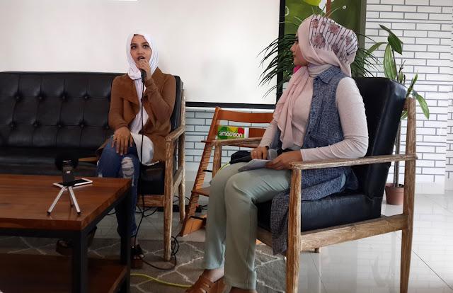 lidakayhz, vlogger, blogger-perempuan