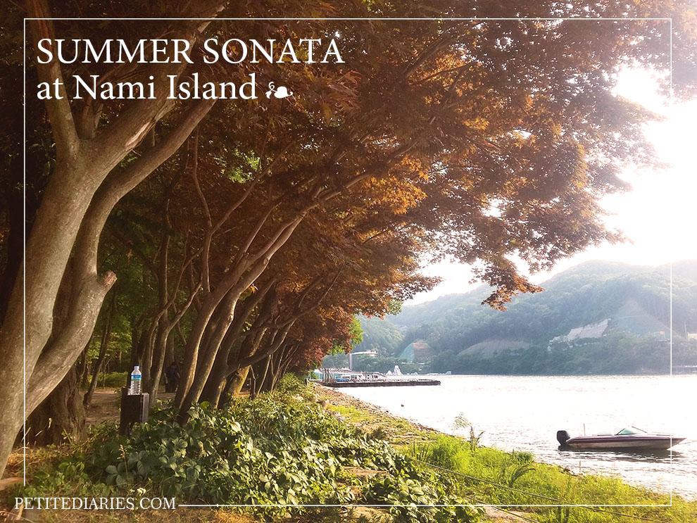 summer sonata nami island