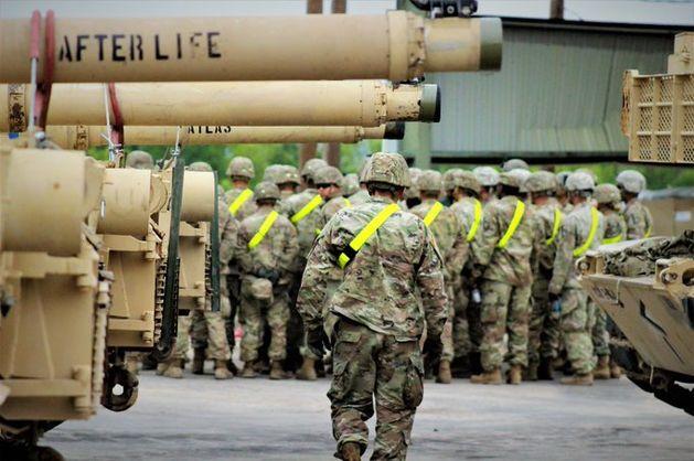 США вирішили повернути до Польщі 1-у бронетанкову бригаду