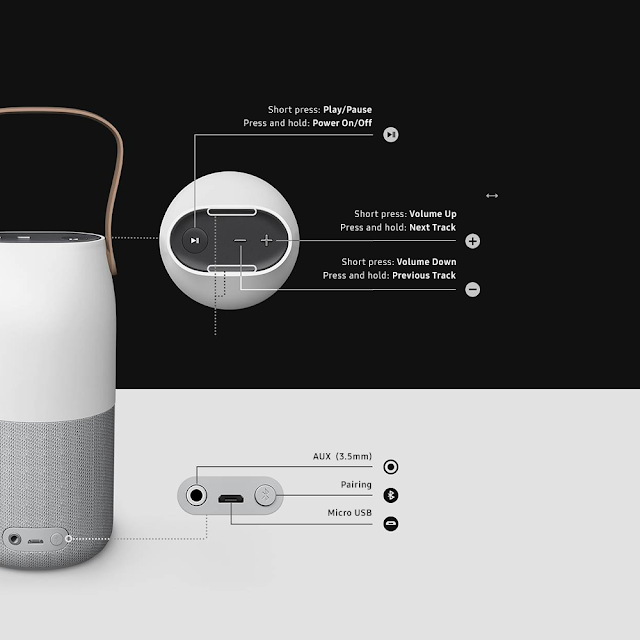Samsung Wireless Speaker Bottle design