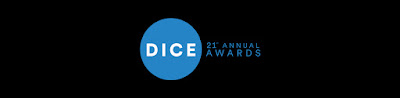 Nominees for the 21st D.I.C.E. Awards Announced by AIAS