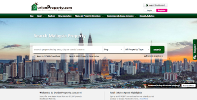 10 List Portal Hartanah Untuk Cari Jual Dan Beli Rumah