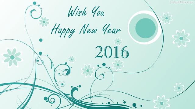 Good Bye 2015 Welcome 2016 sms