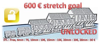 £600 Stretch Goal