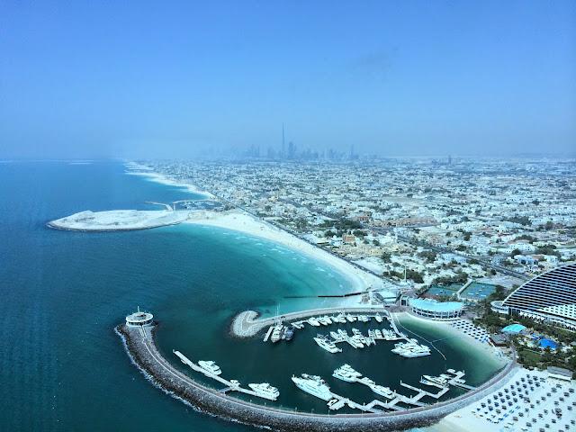 ilha em Dubai