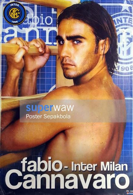 Fabio Cannavaro Inter Milan