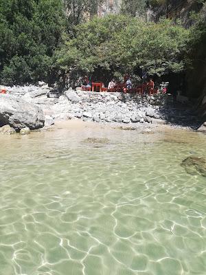 acque cristalline di Palinuro