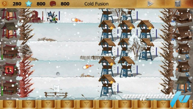 Ninja Cats vs Samurai Dogs PC Full