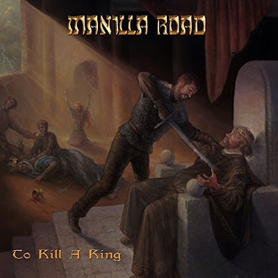 Manilla Road - To Kill a King (album preview)