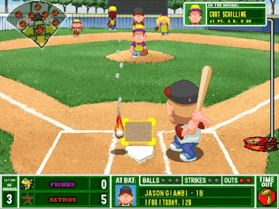 Download Game Backyard Baseball 2003 PC
