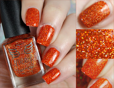 Grace-Full Nail Polish Eye Searing | Rainbow Sparklers Collection