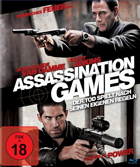 فیلم دوبله : بازی مرگ 2011 Assassination Games