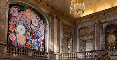 Art Installation Versailles Art Installation
