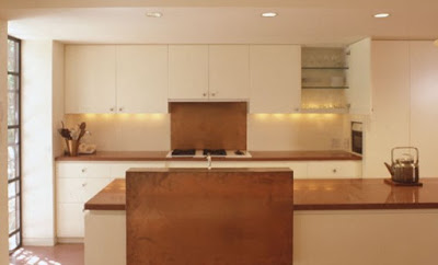Modern Townhouse kitchen
