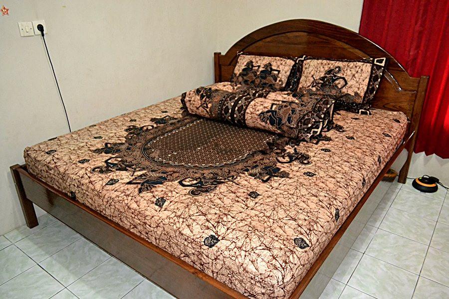 Detail Produk Sprei Batik Motif Wayang Semar DUNIA SPREI