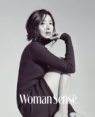 Yoon Se Ah Woman Sense March 2016