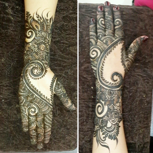 Khaleeji Henna Designs: Khaleeji Henna Collection For