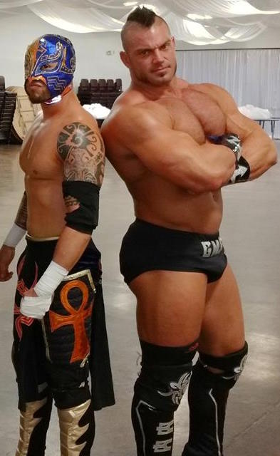 Sexy Bodybuilder Wrestler 104