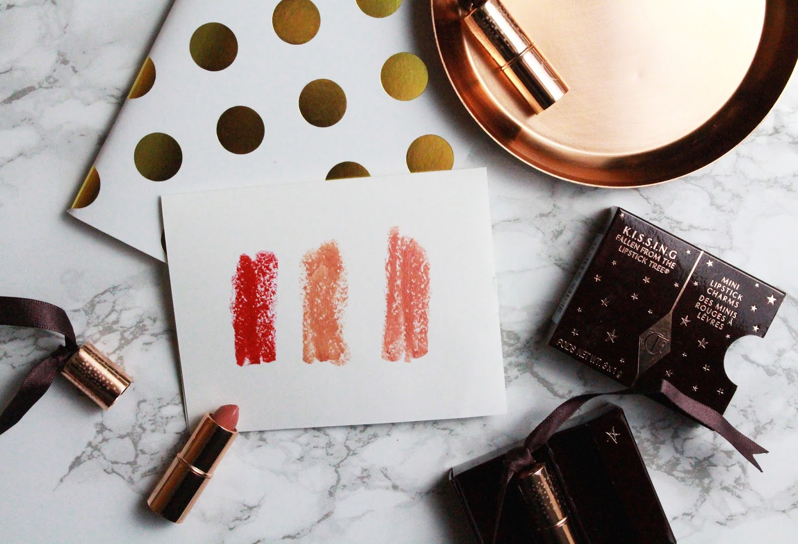 Charlotte Tilbury Mini Lipsticks, Beauty Stocking Fillers