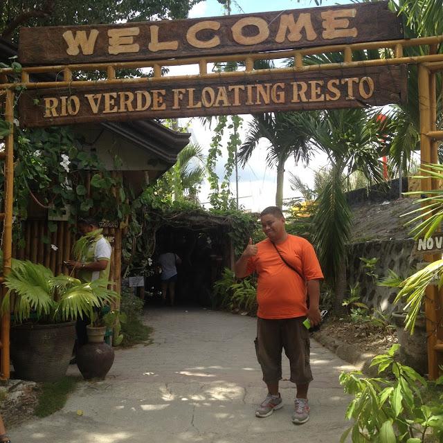 Rio Verde Floating Restaurant