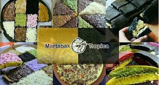 Ini Dia Martabak Tropica, Martabak Manis Paling Enak di Bandung