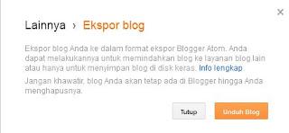 Unduh blog