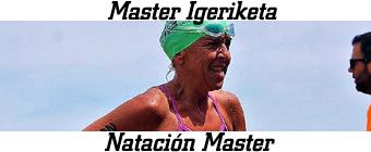 Master Igeriketa | Natación Master