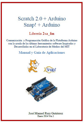 Tutorial PDF: Scratch 2.0 + Arduino Snap + Arduino