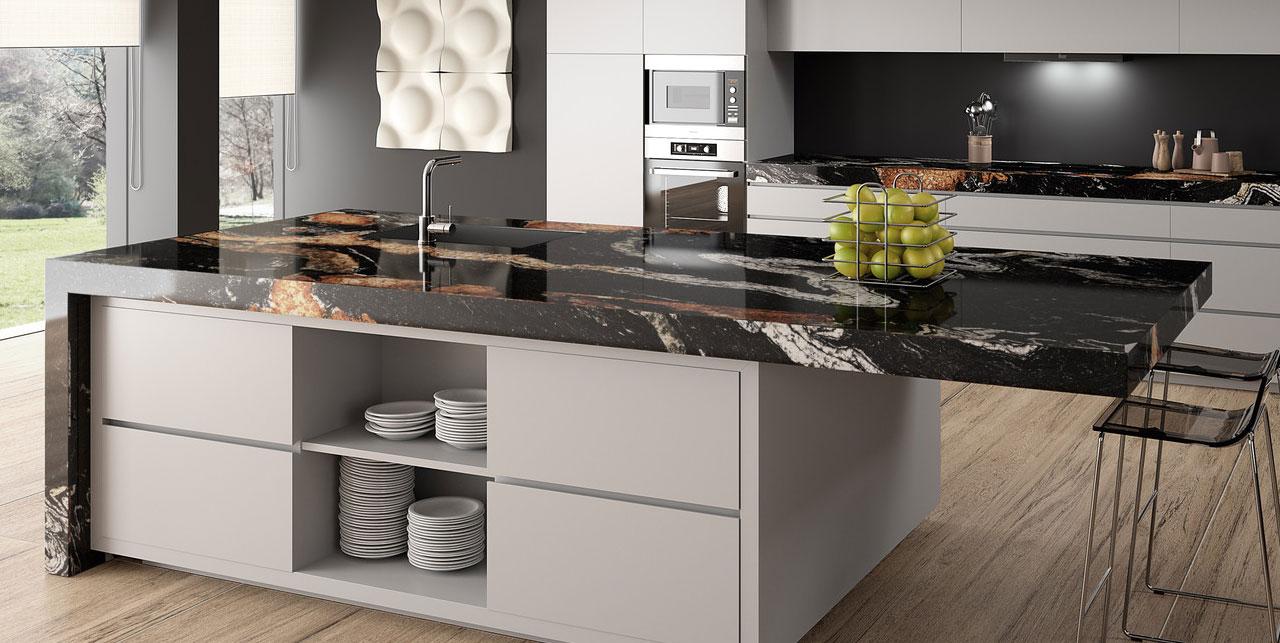 Orinoco Granite Countertop