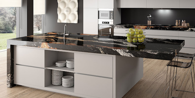 Orinoco Granite Countertop