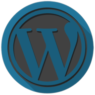 wordpress colorful button