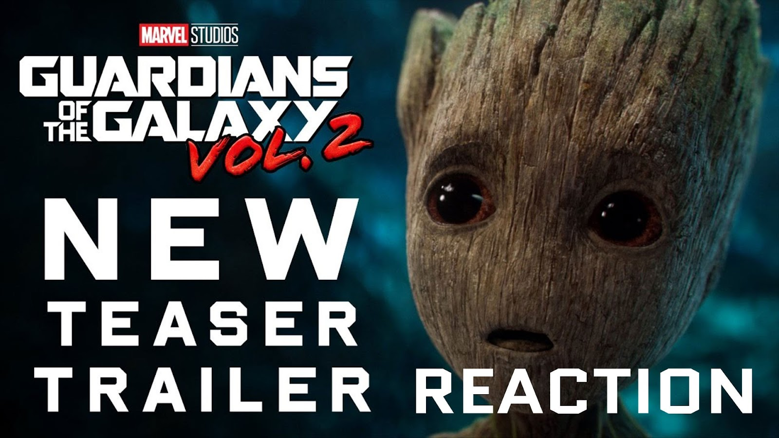 reaction to trailer for Guardians of the Galaxy Vol. 2