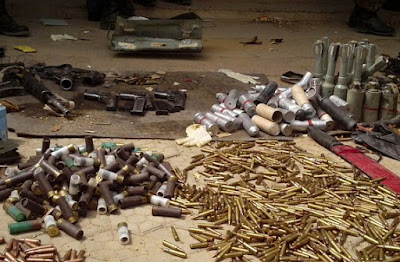 1427 live ammunition intercepted makurdi benue state