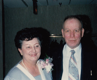 Maureen Padgett and Eugene Wendt