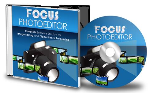 تحميل برنامج التعديل علي الصور Focus Photoeditor والكتابة عليها