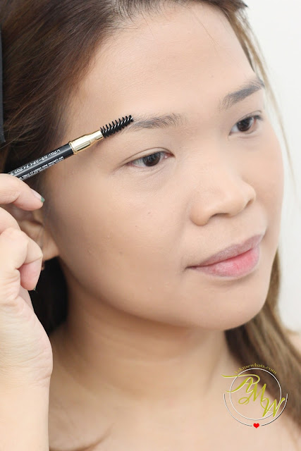 a photo of Revlon Colorstay Eyebrow Liner Review (Light Brown)