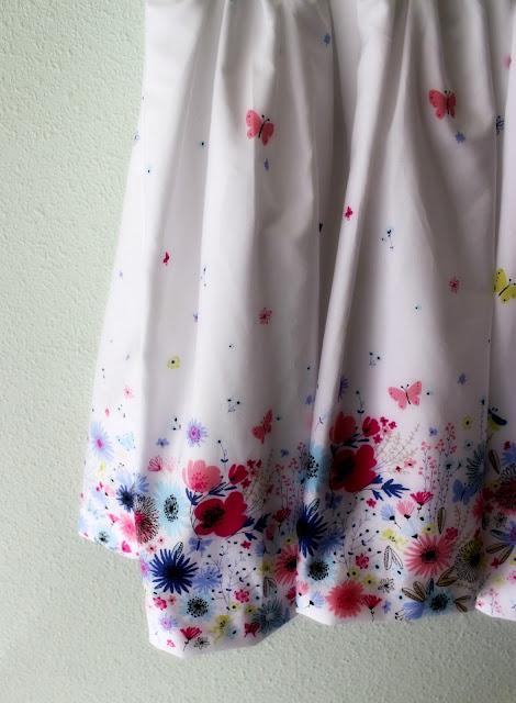 Mi versión del vestido Damier