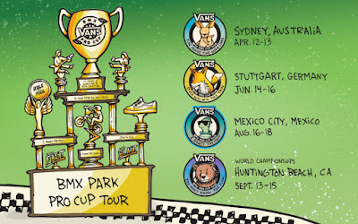 http://www.vansbmxprocup.com/posts/5946/vans-bmx-pro-cup-series-announces-2019-world-tour-schedule
