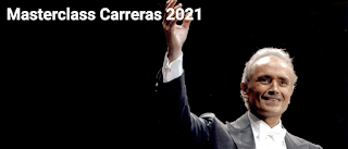 6th JOSÉ CARRERAS INTERNATIONAL SINGING MASTERCLASS - PESARO 2021