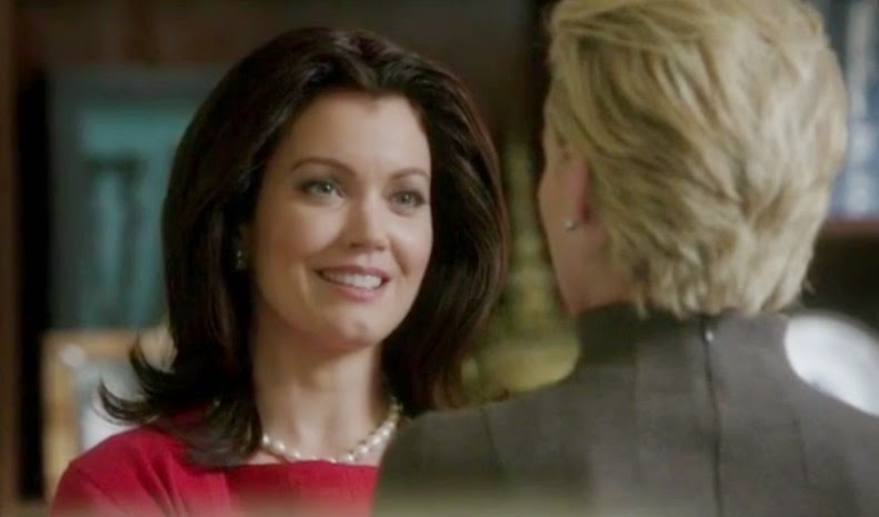 Scandal Where the Sun Don't Shine Mellie Lizzie