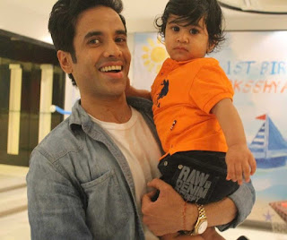 Tusshar Kapoor, Biography, Profile, Age, Biodata, Family , Wife, Son, Daughter, Father, Mother, Children, Marriage Photos.