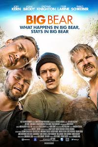 Big Bear Poster