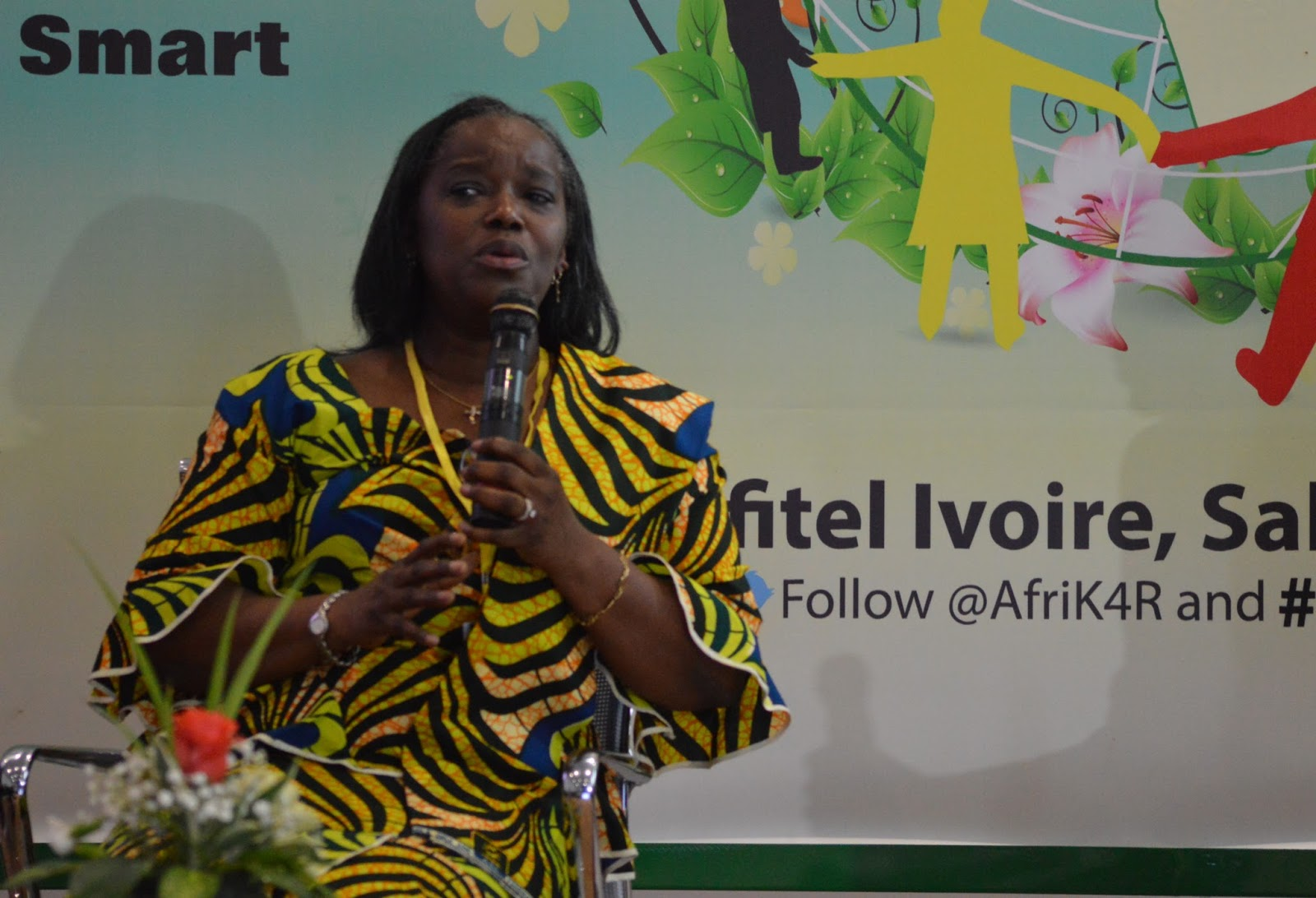 Femeia care cauta baiat Abidjan)