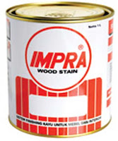 Impra Wood Stain Bahan Finishing Furniture
