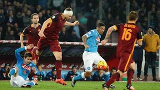 Napoli vs AS Roma Live Streaming Today Saturday 28-10-2018 Italy - Serie A