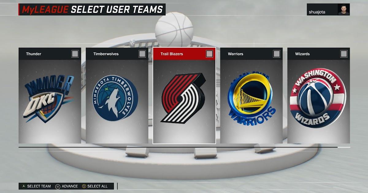 DNA Of Basketball | DNAOBB: NBA 2K17 2018 3D Logos by Shuajota