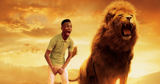 The lion in me - Creative manipulation